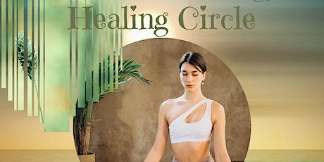 Full Moon Reiki & Sound Healing Circle tickets