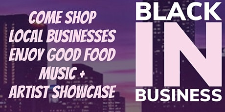 Black In Business: Atlanta KymmUnity Market tickets
