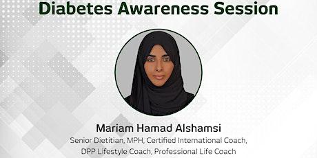 ADSM Webinar: Diabetes Awareness Session tickets