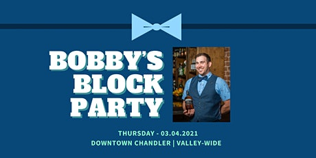 Bobby's Block Party tickets