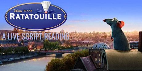 Live Reel: Ratatouille tickets