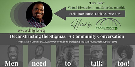 Deconstructing the Stigma: A Mental Wellness Community Conversation tickets