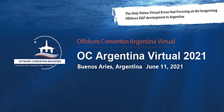 Offshore Convention Argentina Virtual 2021 entradas