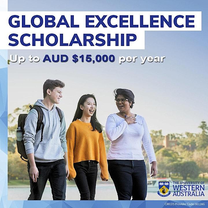 Uni of Western Australia Info & Appln Day image