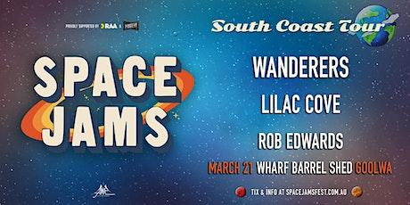 Space Jams South Coast Tour - Goolwa tickets