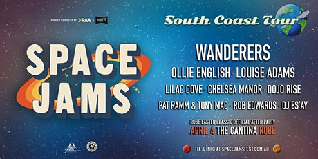 Space Jams South Coast Tour - Robe tickets