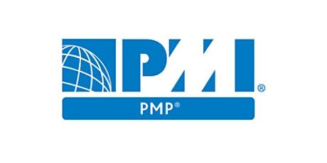 8 Weekends PMP Certification Exam Prep training course Edmonton tickets