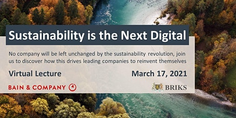Sustainability is the Next Digital tickets