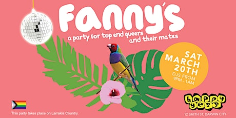 FANNY'S AT HAPPY YESS tickets