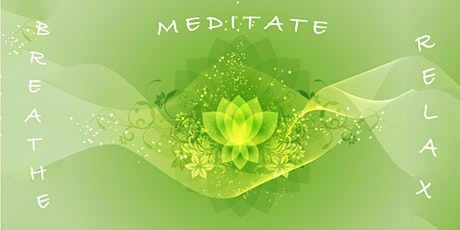 Breathe   Meditate  Relax tickets