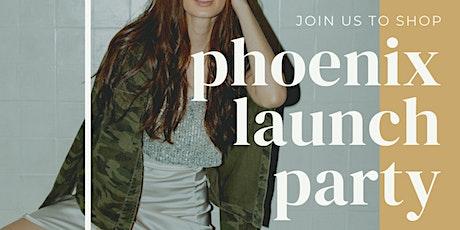 Phoenix Launch Party tickets