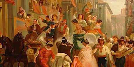 """Passeggiata storica con Guida """"Le Cortigiane di Roma"""" biglietti"""