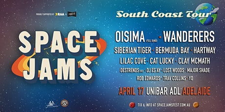 Space Jams South Coast Tour tickets