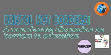 Bristol Not Borders: A round-table discussion on barriers to education tickets