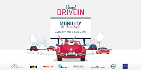 DRIVE-IN : Mobility & Insurtech tickets