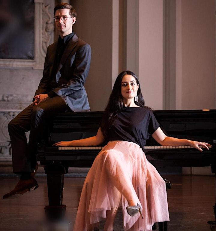 Afbeelding van Pianoduo Scholtes en Janssens