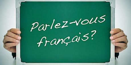 ONLINE Upper Intermediate Adult French (B1.8) tickets