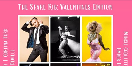 The Spare Rib Valentine's - RECORDED Tickets