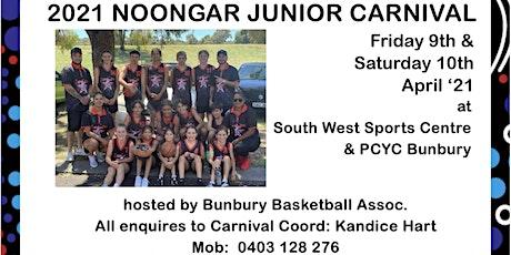 2021 Noongar Junior Carnival tickets