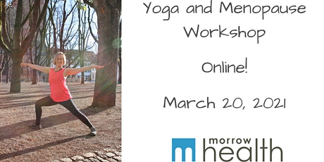 Yoga and Menopause Workshop (March / Online) tickets