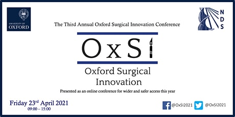 OxSI 3rd Annual Surgical Innovation Conference tickets