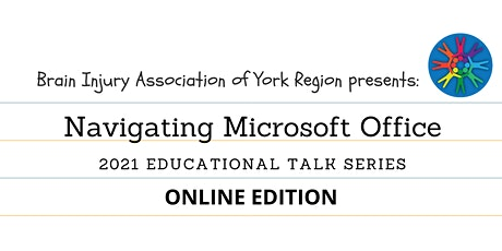 Navigating Microsoft Office (Basics) - 2021 BIAYR Educational Talk Series tickets
