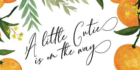 Amanda & Justin Baby Shower: A Little Cutie is on the Way! tickets
