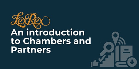 An introduction to Chambers and Partners tickets