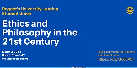 Ethics and Philosophy in the 21st Century tickets