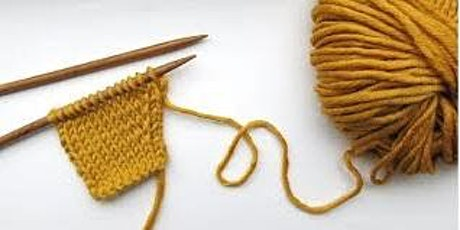 Learn to Knit for the Compete Beginner! tickets