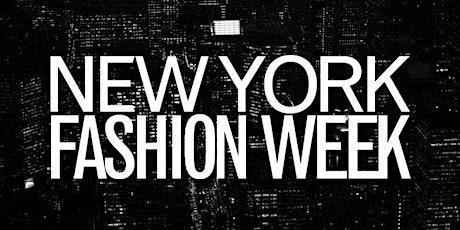 Model Registration - CFW New York September 11, 2021 tickets