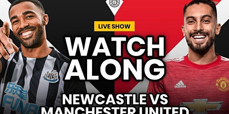 TOTAL SPORTEK]...!! NEWCASTLE V MAN UNITED LIVE ON EPL 2021 tickets