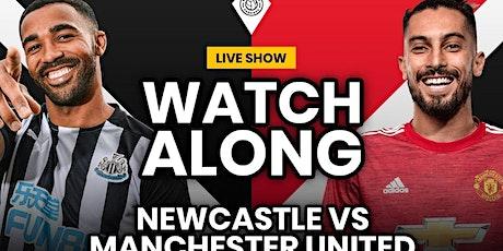 TOTAL SPORTEK]...!! NEWCASTLE V MAN UNITED LIVE ON EPL 2021 tickets