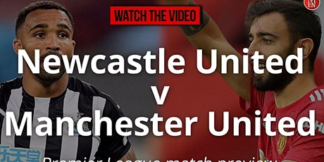 ONLINE-StrEams@!.NEWCASTLE V MAN UNITED LIVE ON 2021 tickets