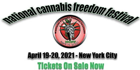 National Cannabis Freedom Festival tickets