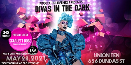Divas In The Dark [London] with Scarlett BoBo tickets
