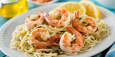 Shrimp Scampi Lunch tickets