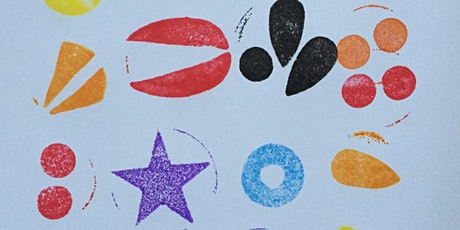 Homemade Stamps with Colourful Minds : Age 4+ (Buy One Get One Free!) tickets