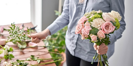 Seasonal Flower Arranging at Home tickets