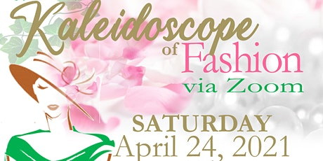 Kaleidoscope of Fashion tickets