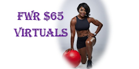 FWR - MARCH VIRTUAL WORKOUT PACKAGE tickets