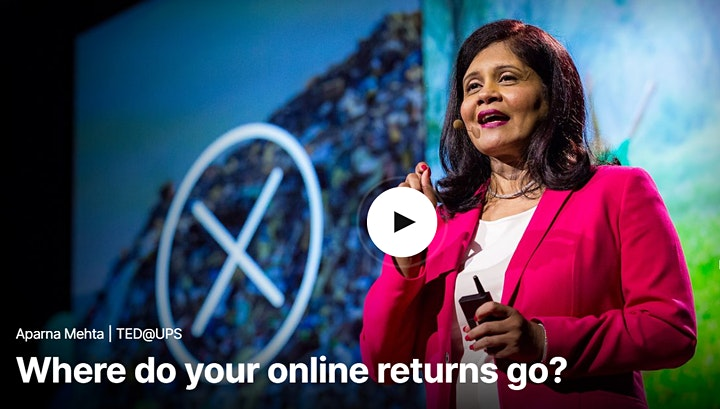 TED Circle -  Where do all our online shopping returns go? image