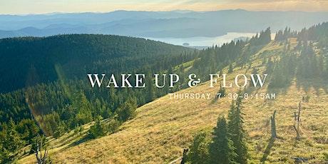 WAKE UP & FLOW: ENERGISING YOGA entradas