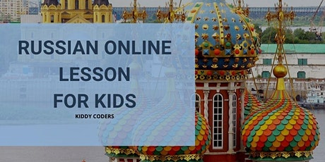 Russian Language Private Class for Kids tickets