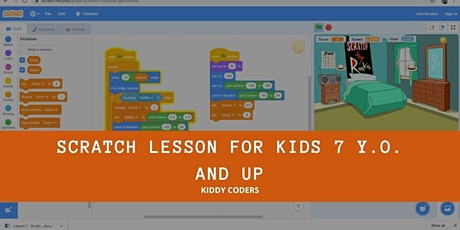 Intro to Scratch programming - Private trial class Tickets