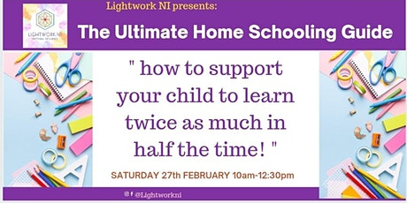 Ultimate Guide to Homeschooling tickets