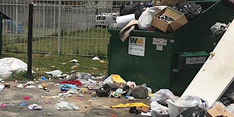 Downtown Jacksonville Cleanup tickets