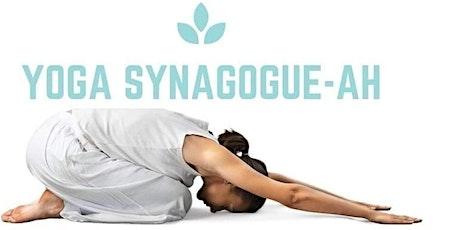 Yoga Synagogue Ah at Hansen House 9:30 tickets
