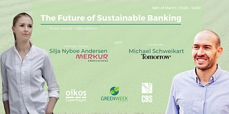 Green Week x Merkur x Tomorrow: The Future of Sustainable Banking tickets
