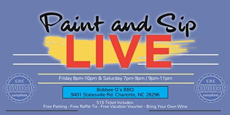 Weekend: Paint & Play (Northlake Area) tickets